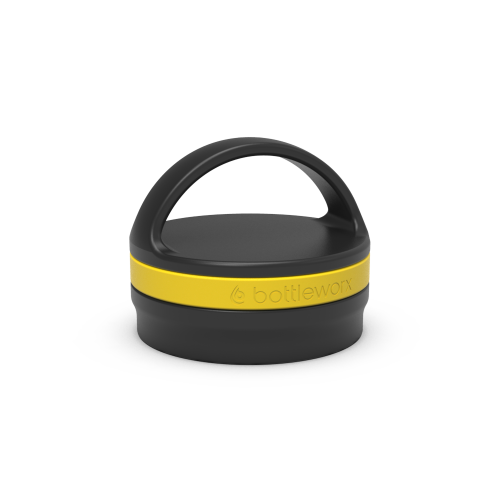 Loop Lid_Yellow