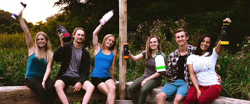Join the bottleworx Go-Eco Tribe